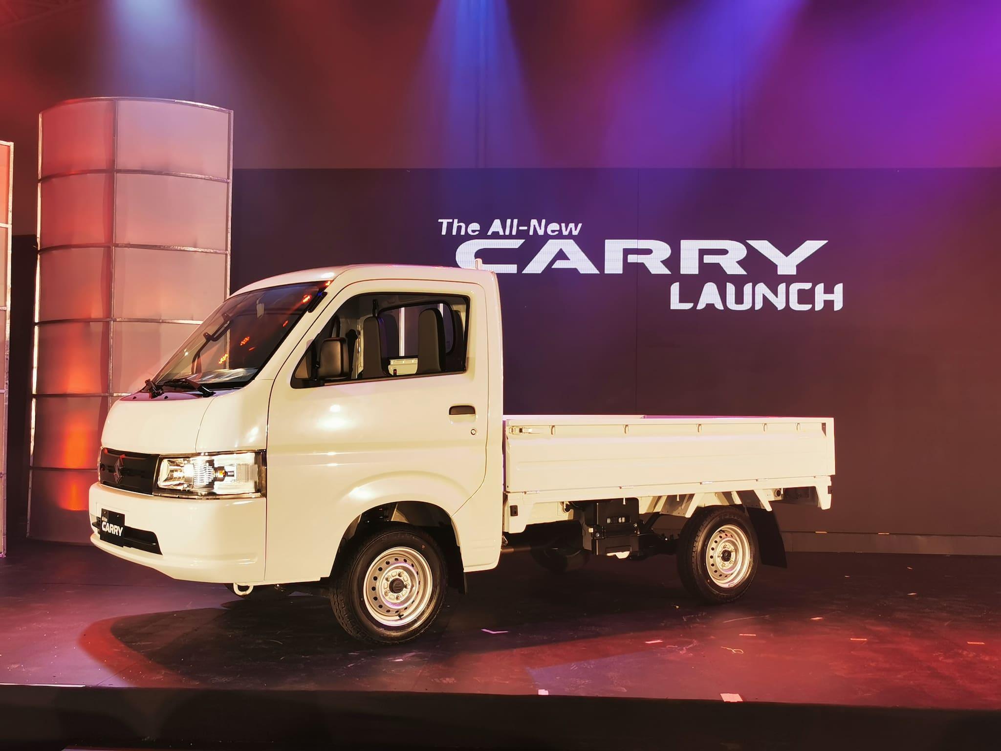 Suzuki PH Brings In All-New Suzuki Carry