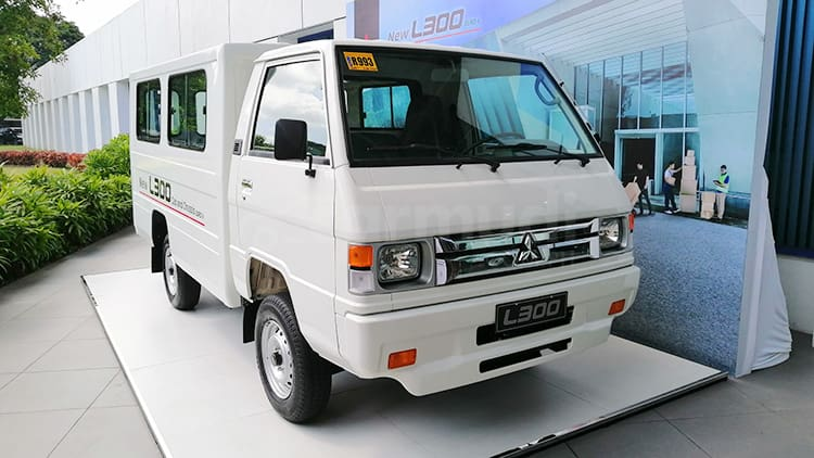 Mitsubishi Eyes Not to Breach Php1.2 Million Bracket for PUVMP-Compliant L300