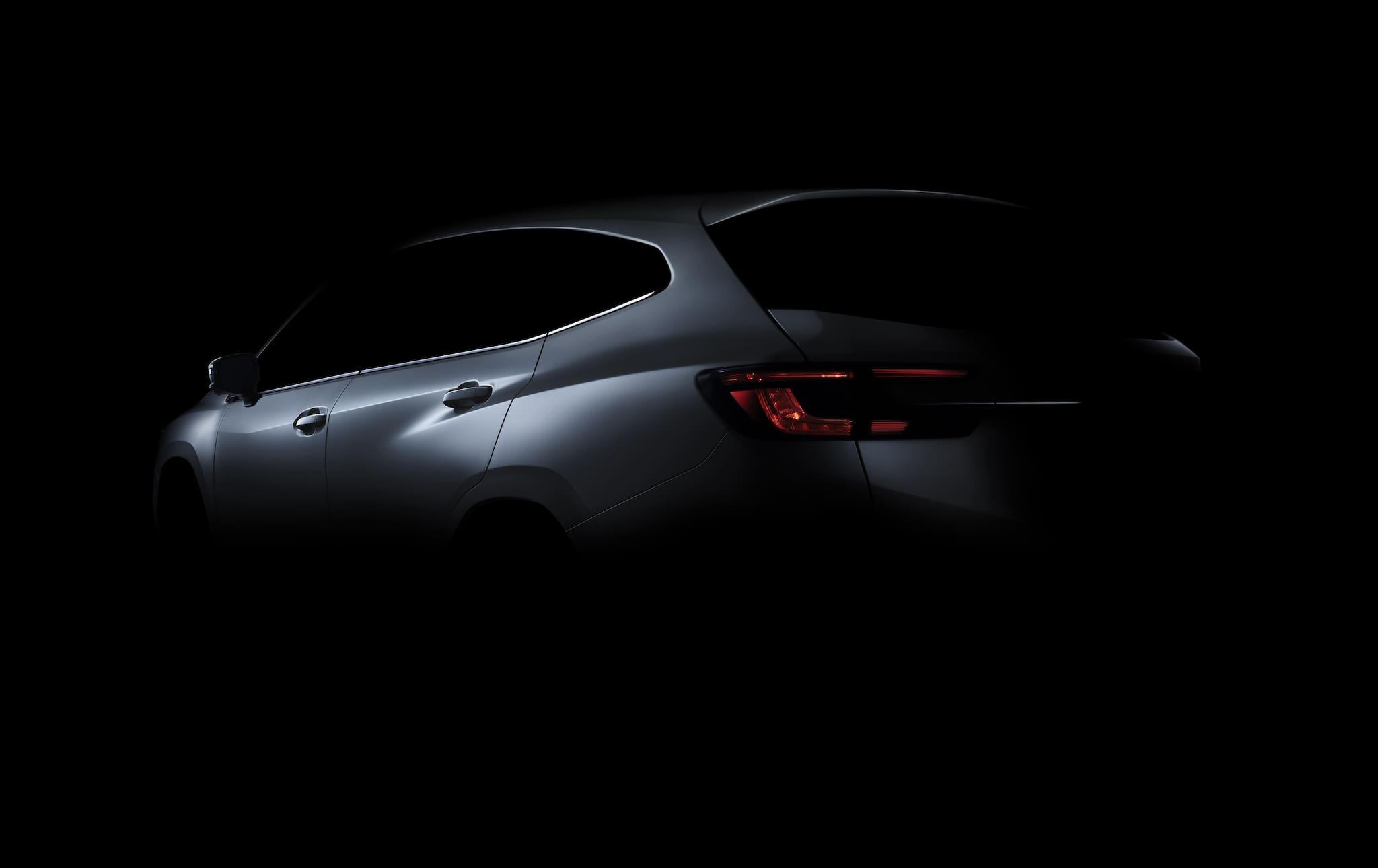 Subaru Says \'Hello, Goodbye\' at 2019 Tokyo Motor Show