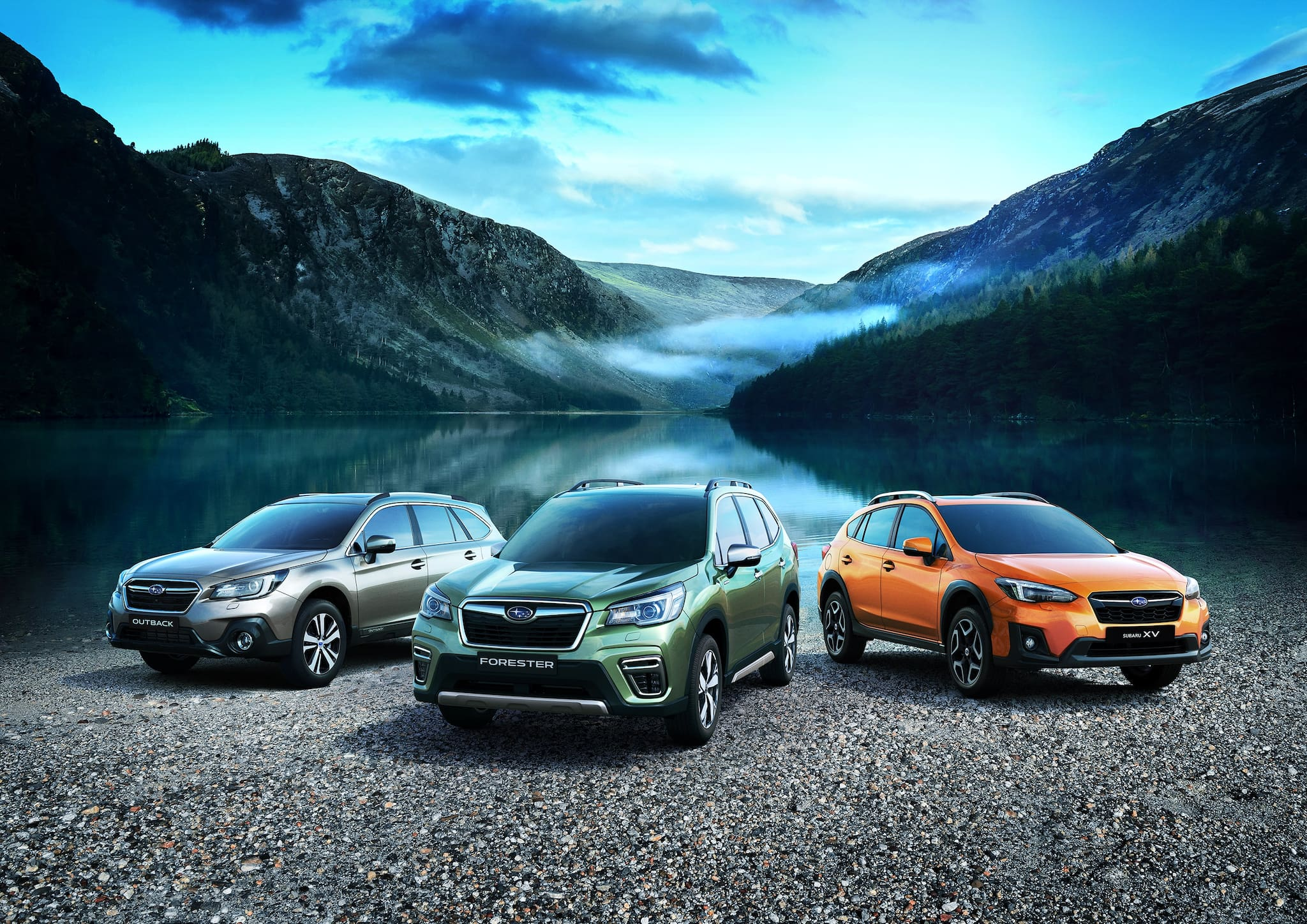 Superb Deals on Subaru Forester, XV to Open Last Quarter of 2019