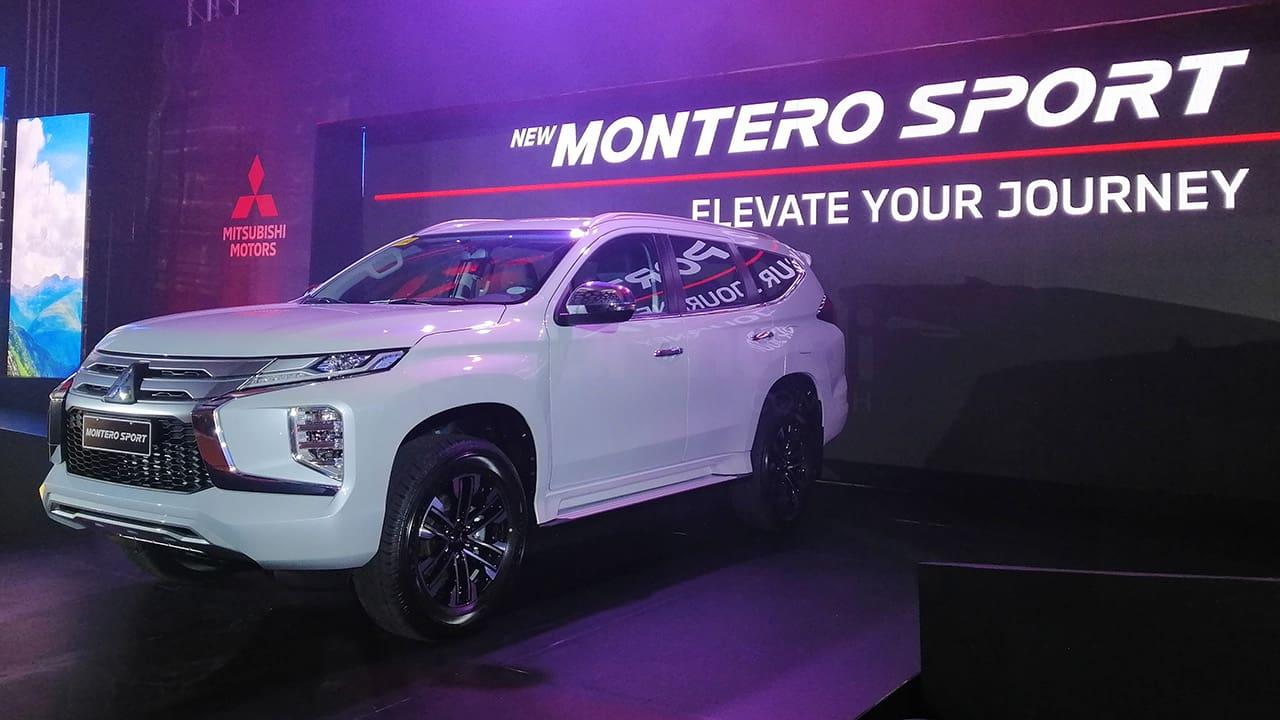 Mitsubishi PH Updates Mitsubishi Montero Sport