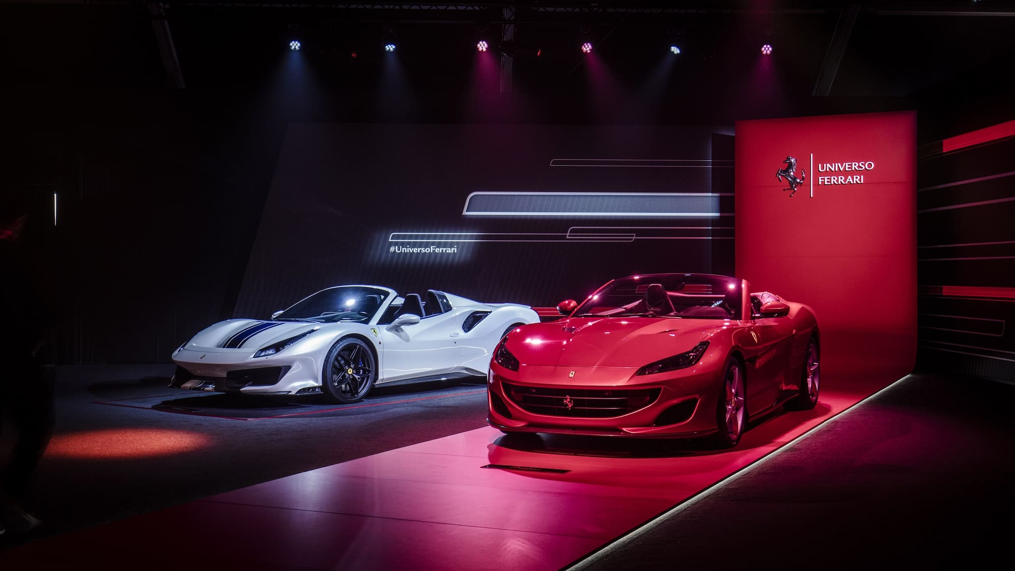 Over 14,000 Customers, Fans Visit Universo Ferrari