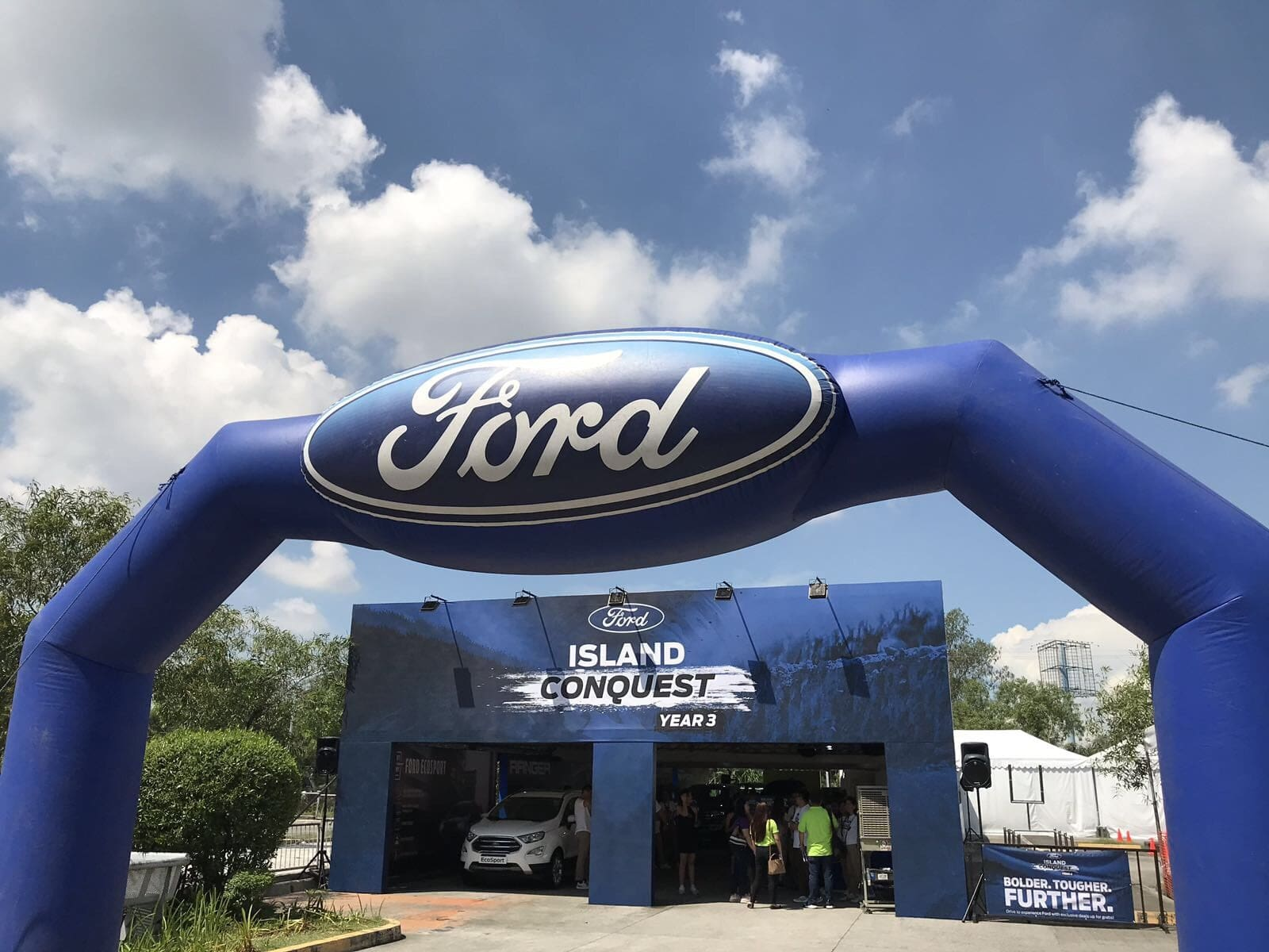 Ford PH Brings Ford Island Conquest Nationwide