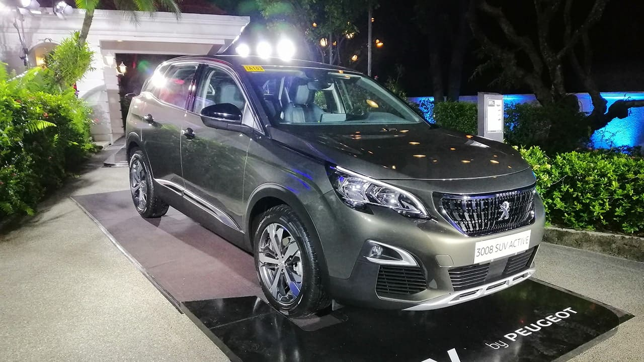 Peugeot PH Brings In Malaysia-Made Peugeot 3008, 5008 to Follow
