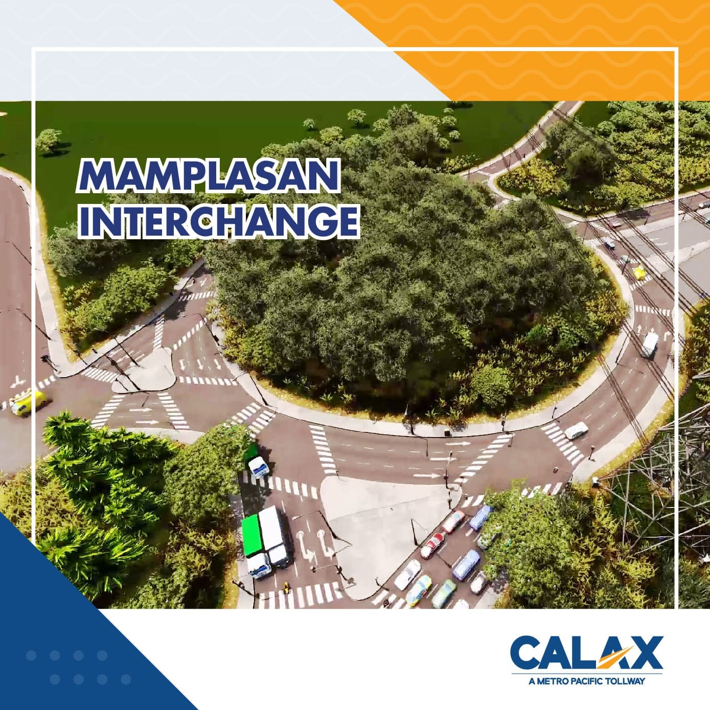 CALAX to Open 10-Km Stretch by End-October