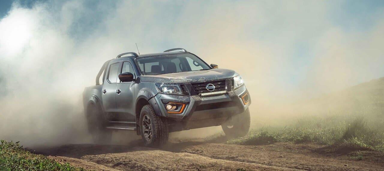 Feast Your Eyes on the Aussie-Market Nissan Navara N-Trek Warrior