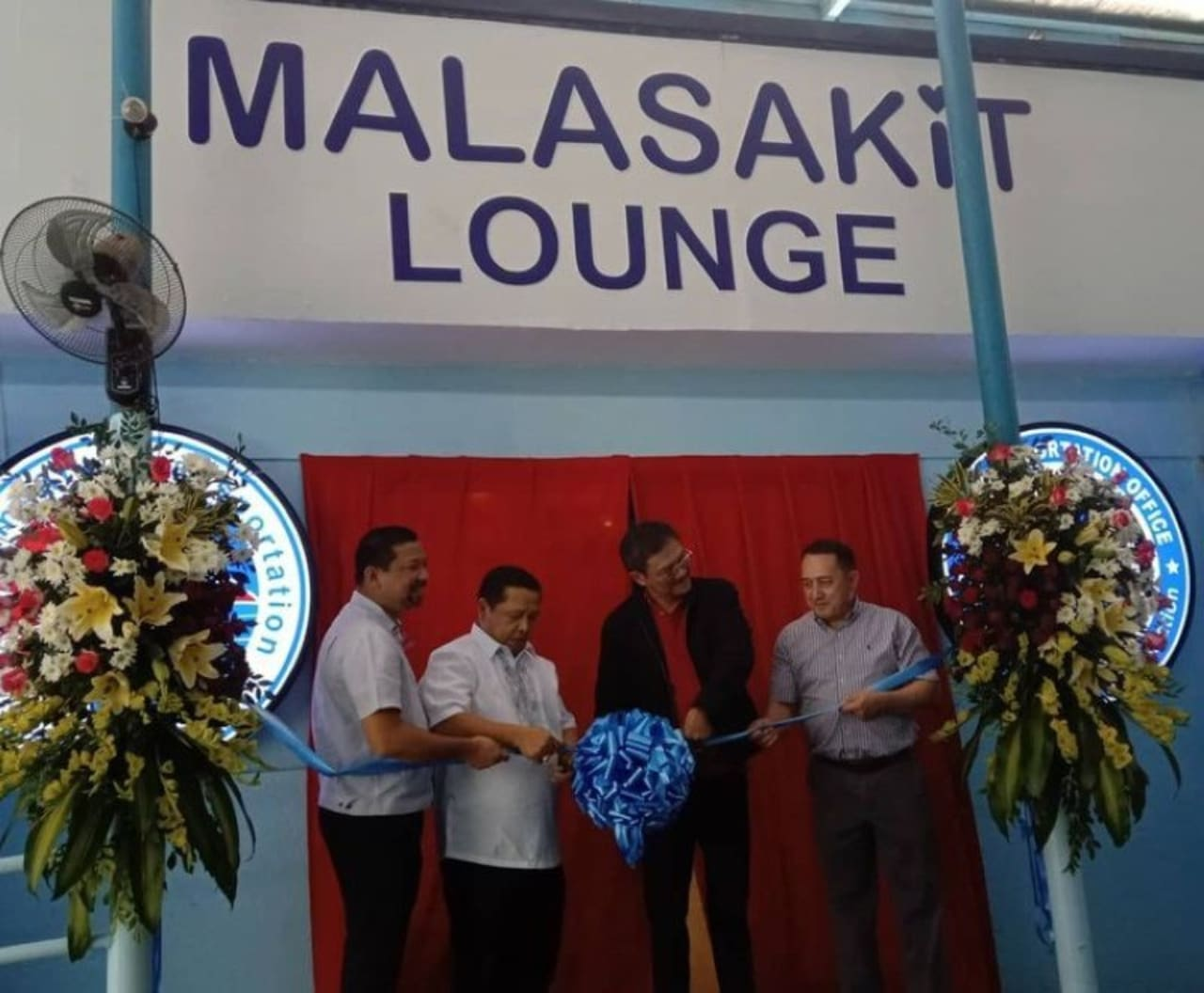 LTO-7 Cebu Now Has 'Malasakit Lounge' for People with Special Needs