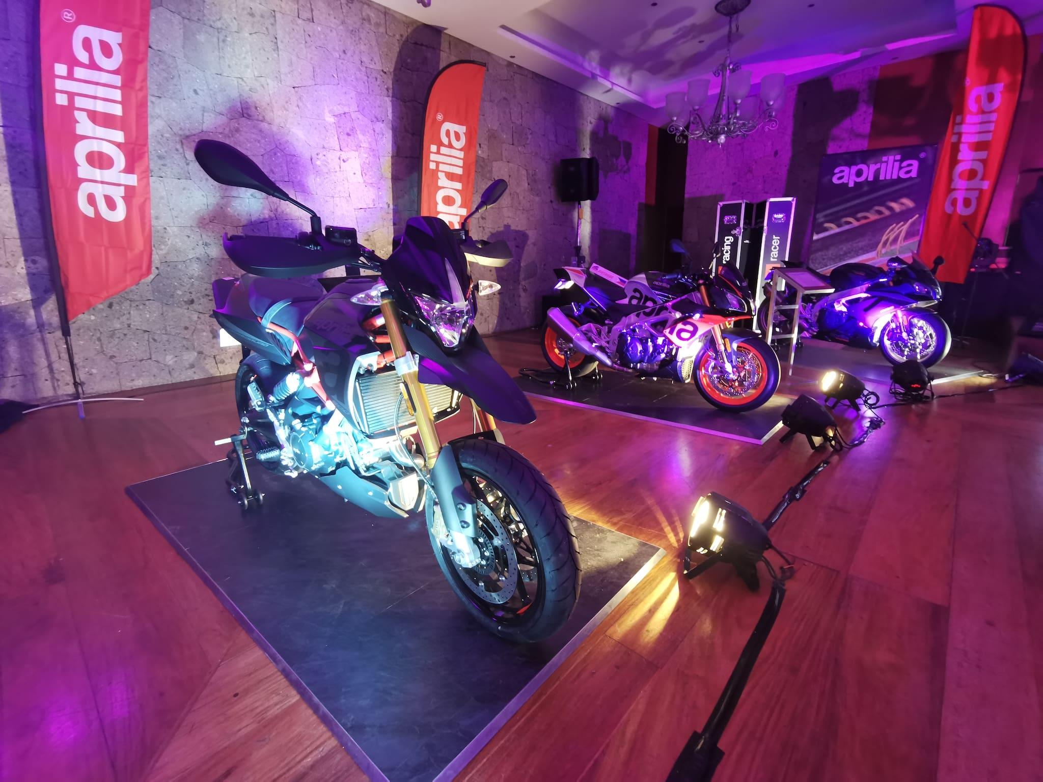 Bikerbox Brings Back Aprilia, Tags Along Moto Guzzi