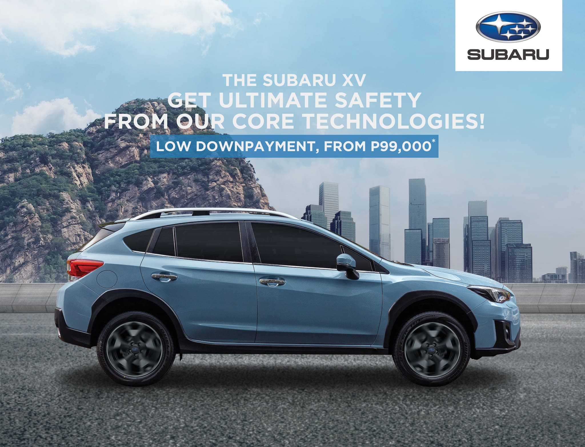 Subaru PH Surprises Mid-Month with New Offers on XV, Forester