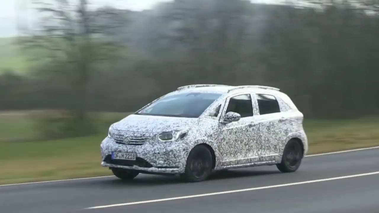 Yes, Folks, This is the All-New Honda Jazz 2020