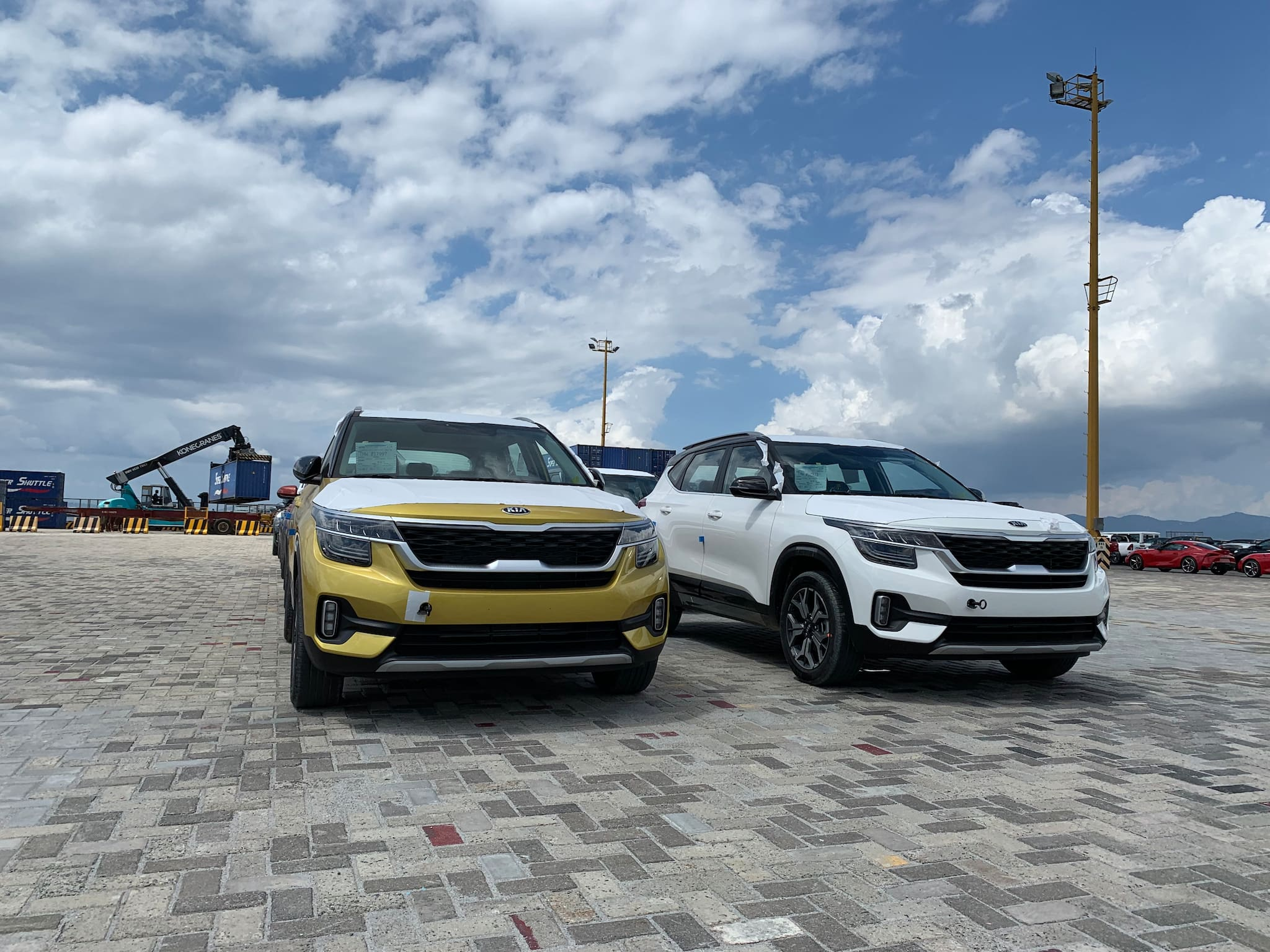 First Batch of Kia Seltos Units Now in PH