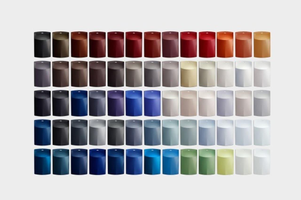 Blue Hues Most Popular Car Colors for 2018, 2019 Models