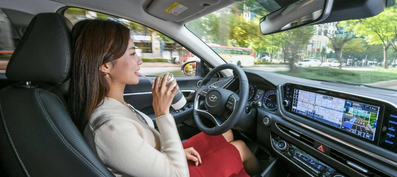 Hyundai Shows Off New Cruise Control That Learns Your Driving Style
