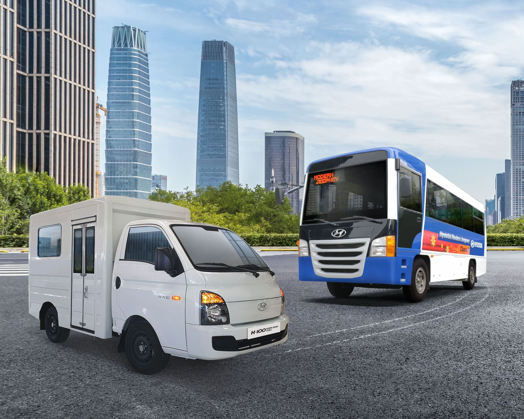 Hyundai PH's LCV, CV Businesses Grow by Combined 12% in First 9 Months