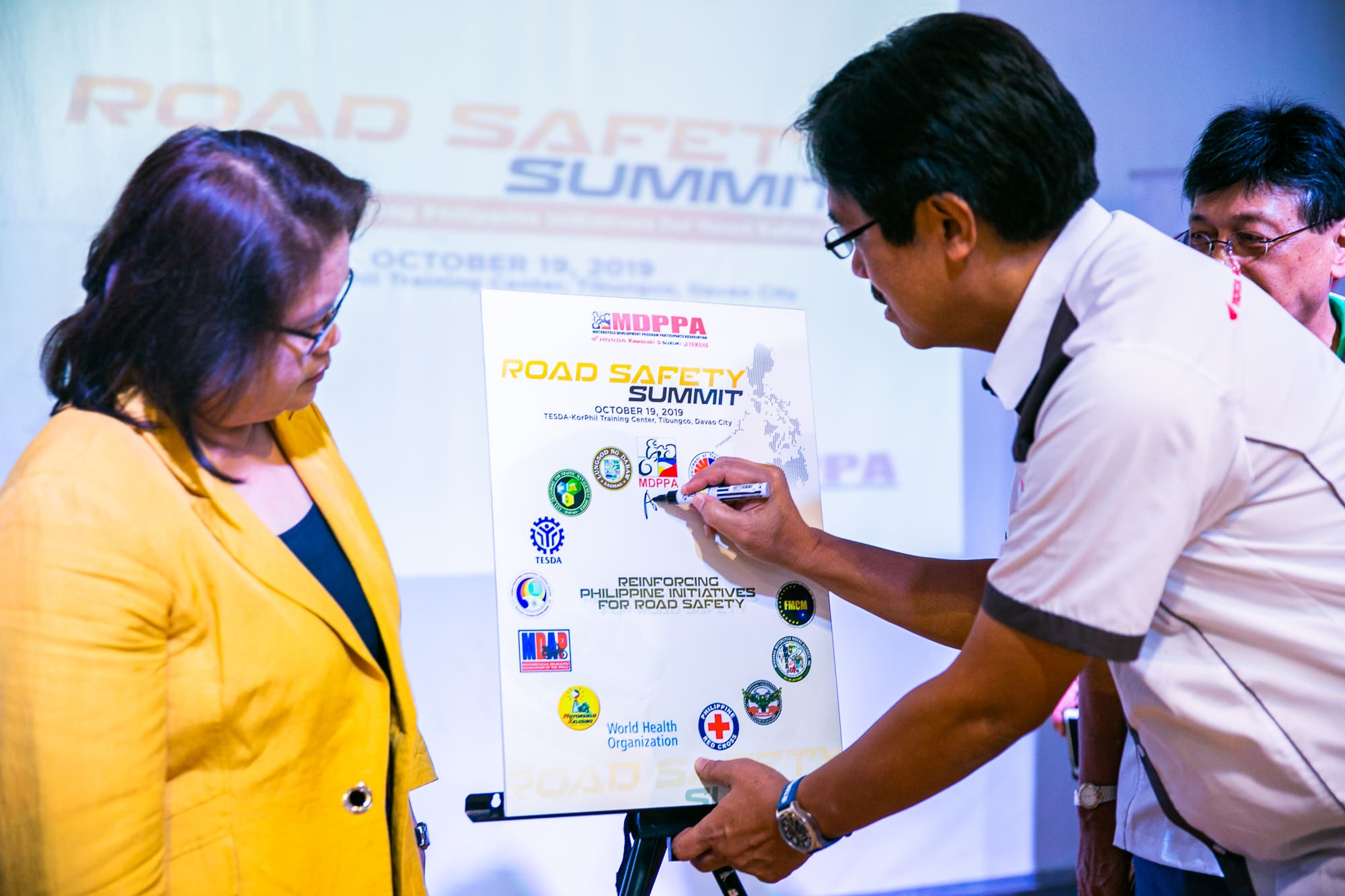 MDPPA Holds Premier Road Safety Summit
