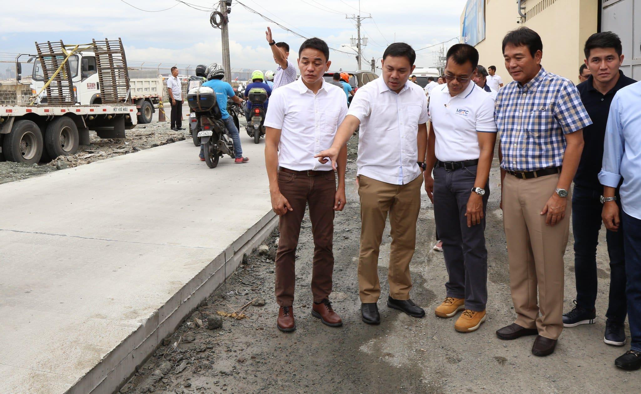Parañaque's Kaingin Road Rehabilitated in Time for 'Undas'