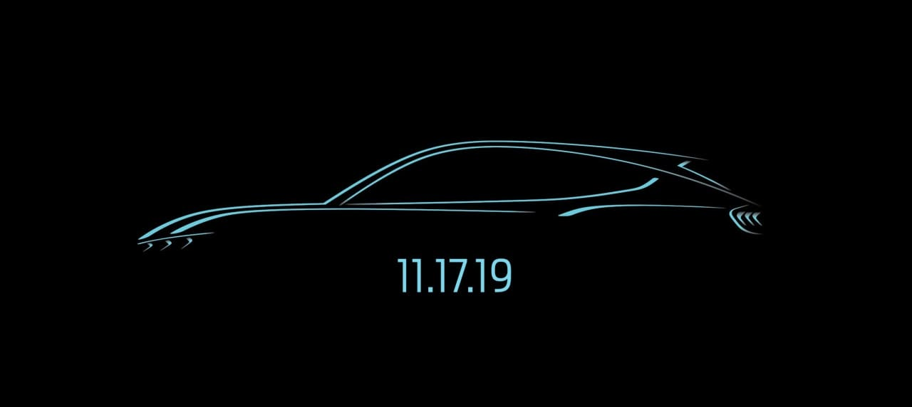 Ford to Reveal Ford Mustang-Based SUV Mid-November