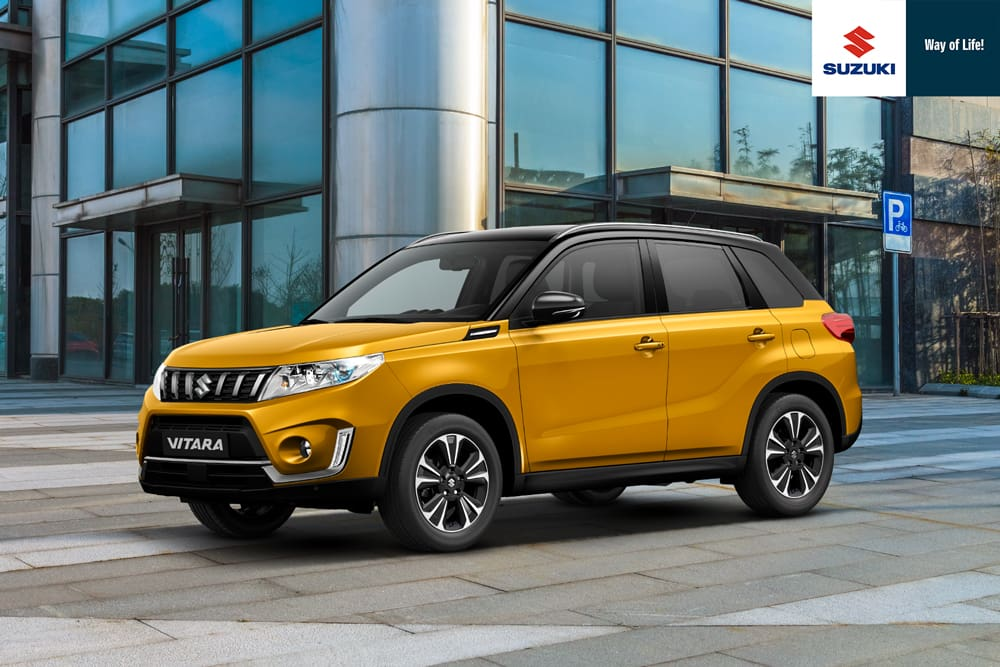 Suzuki PH Announces New Suzuki Vitara