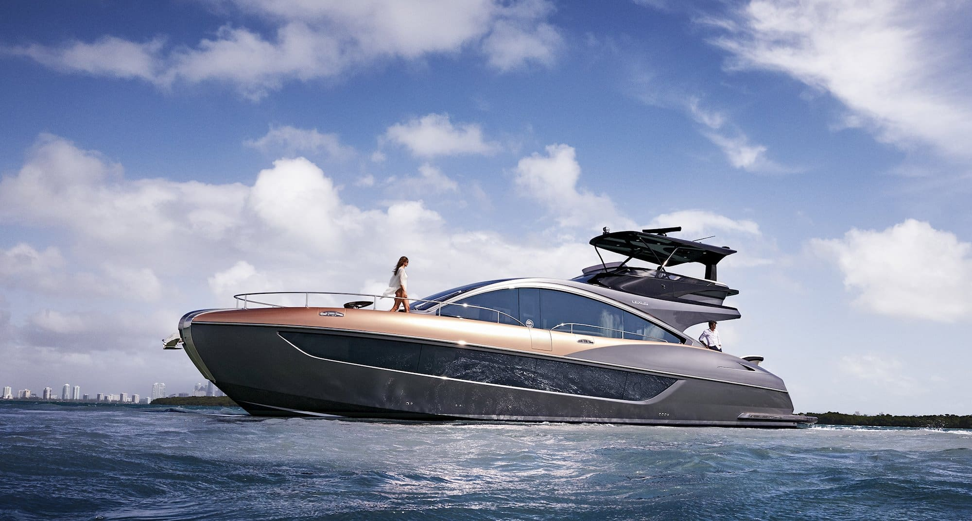 Lexus LY 650 Yacht Goes On Sale--And 4 Have Been Sold Already