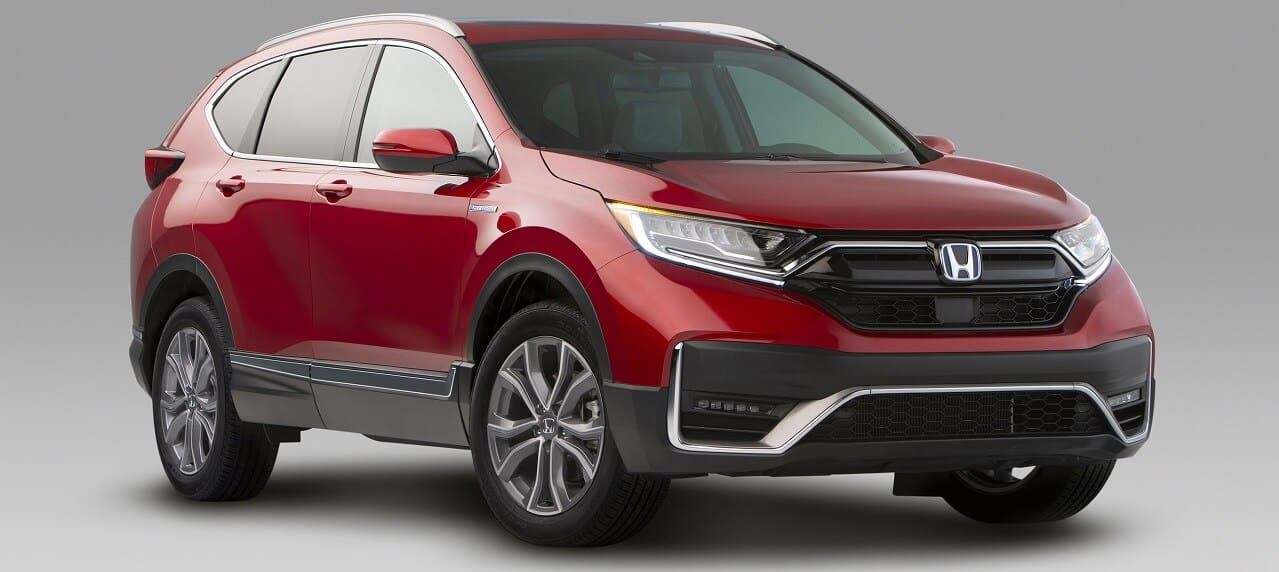 2020 Honda CR-V Now Available in the US