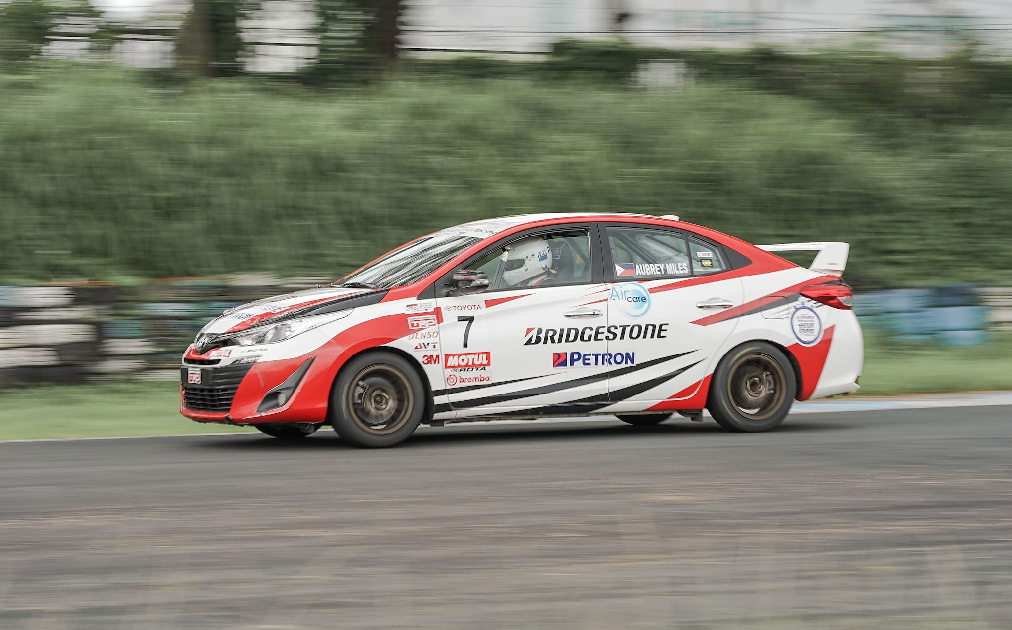 Catch the final leg of the 2019 Vios Racing Festival this weekend– on-site and online