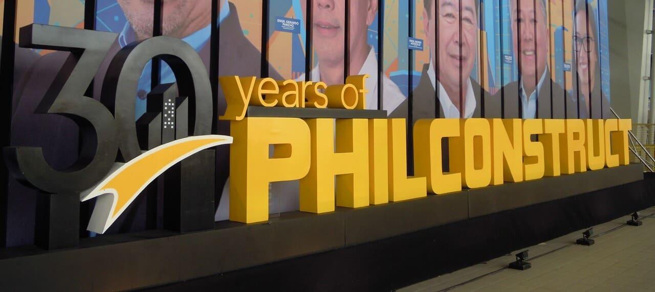 PHILCONSTRUCT Expo Celebrates 30 Years