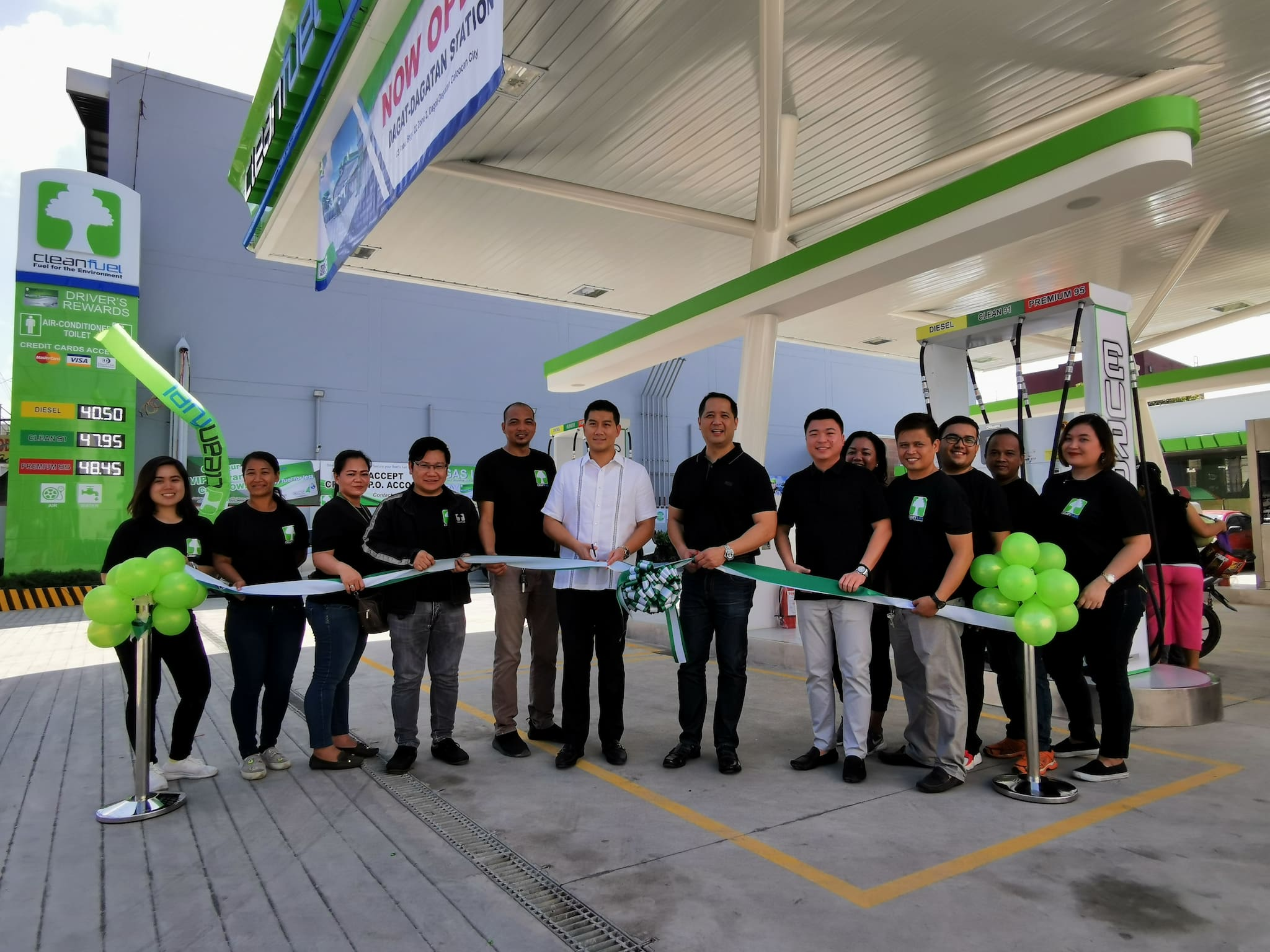 Cleanfuel Eyes 100th Station Opened by 2021