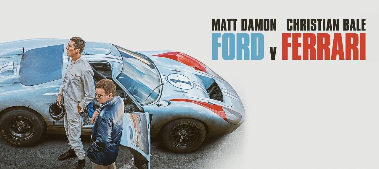 'Ford v Ferrari' Hits Local Cinemas Tomorrow