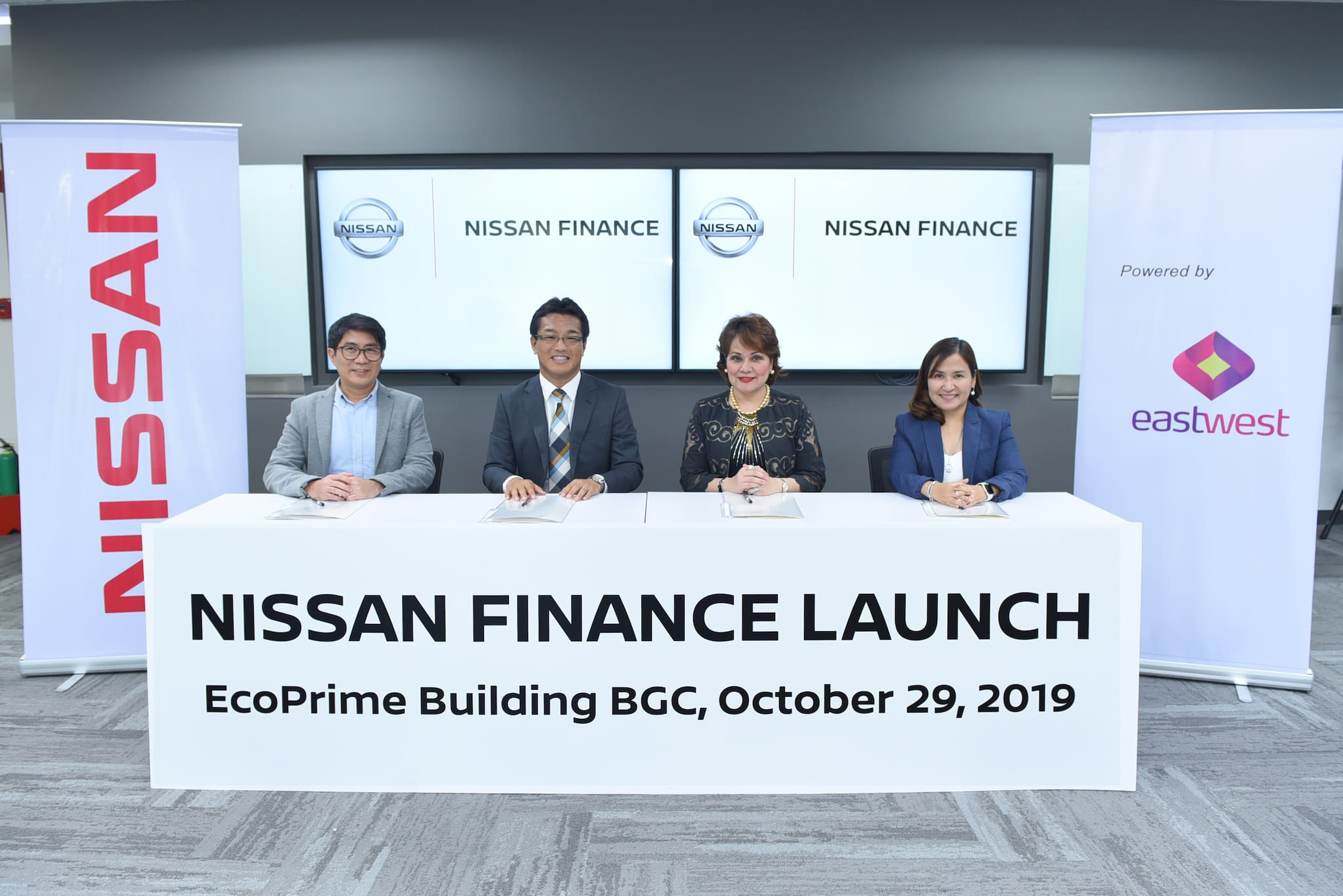 Nissan Expands Finance Program with East West Bank
