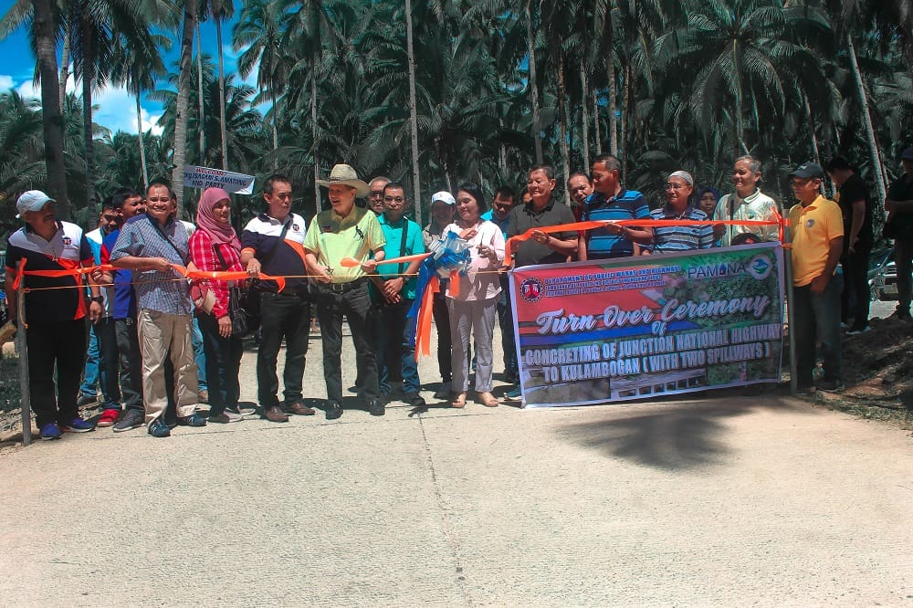 Zambo del Norte New Road to Aid Formerly Displaced Residents