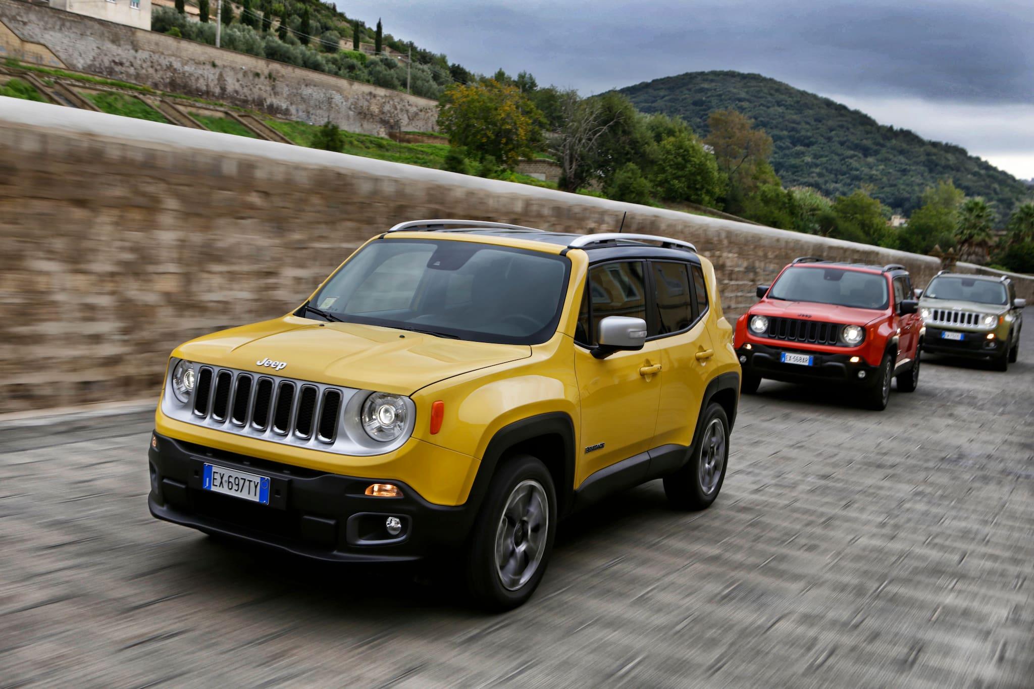 ANG makes Jeep Renegade Affordable this Holiday Season