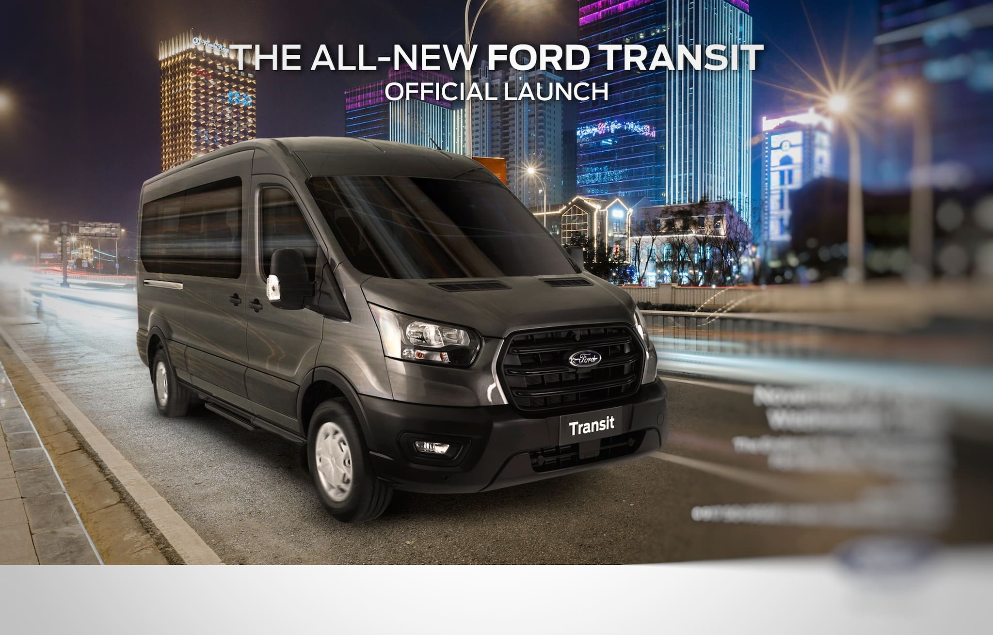 Here are the possible specs of the upcoming Ford Transit