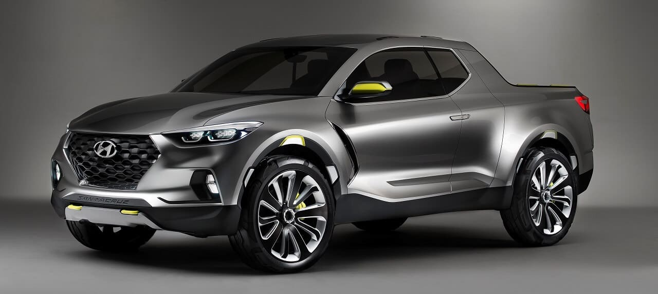 Confirmed: Hyundai Will Build Its Own Pickup, the Santa Cruz