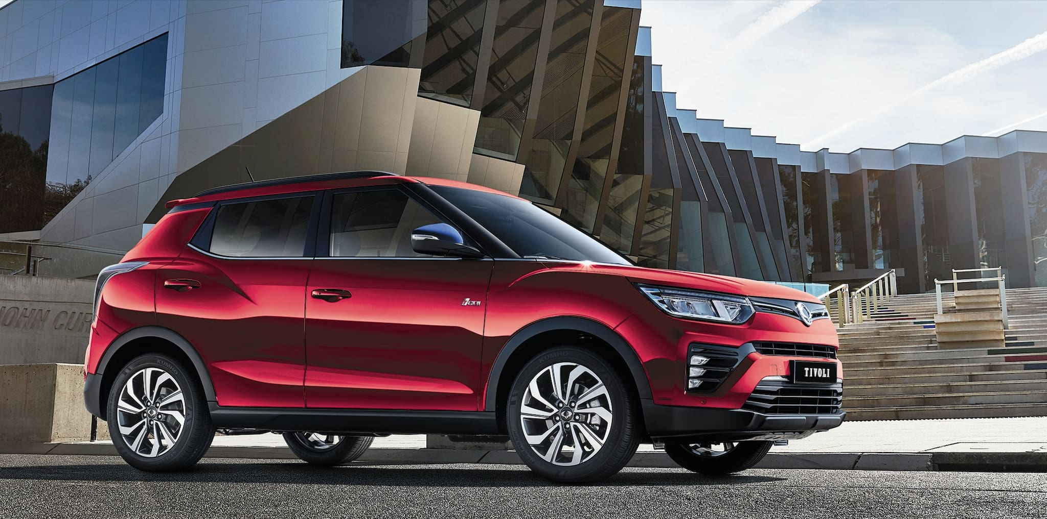 Ssangyong Brings Refreshed Version 2020 of the Tivoli, Now Diesel-Powered