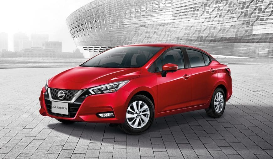 Latest Almera to Take More Than a Year to be Introduced in PH?