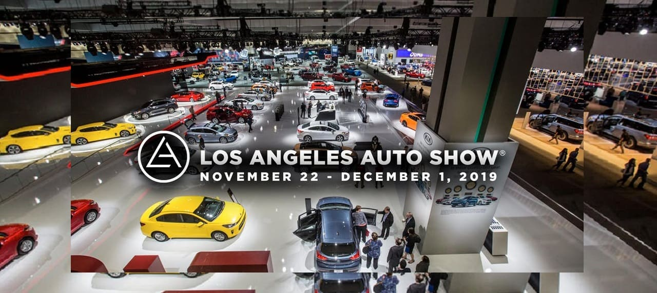 The Cars to Look Forward to at the LA Auto Show