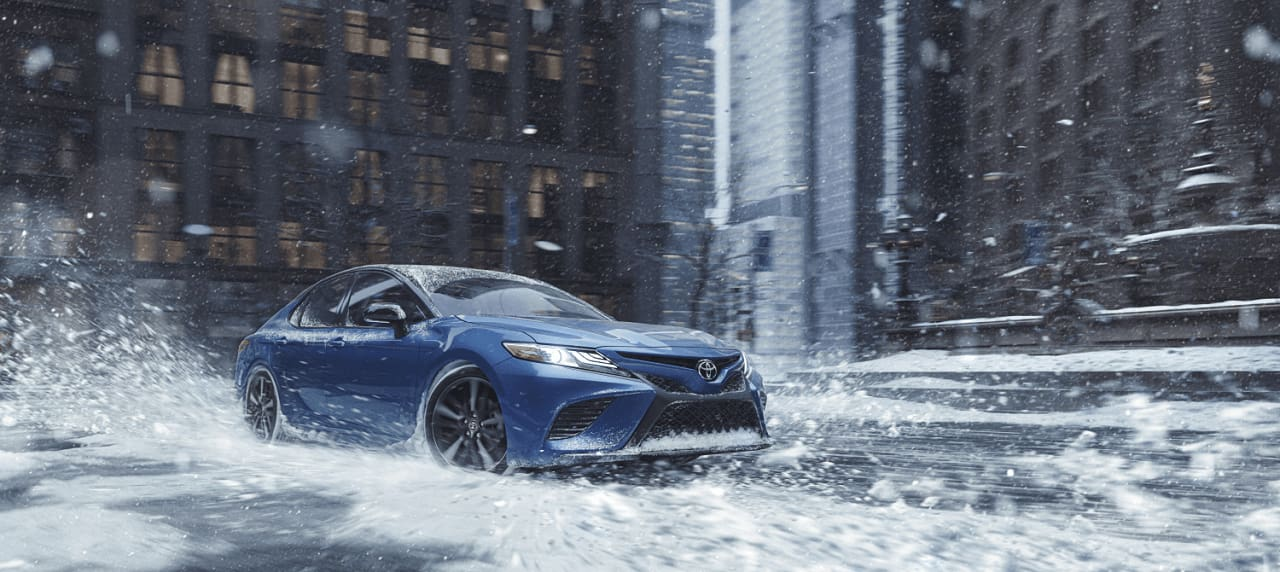 2020 Toyota Camry Gets Better Traction and Handling with AWD