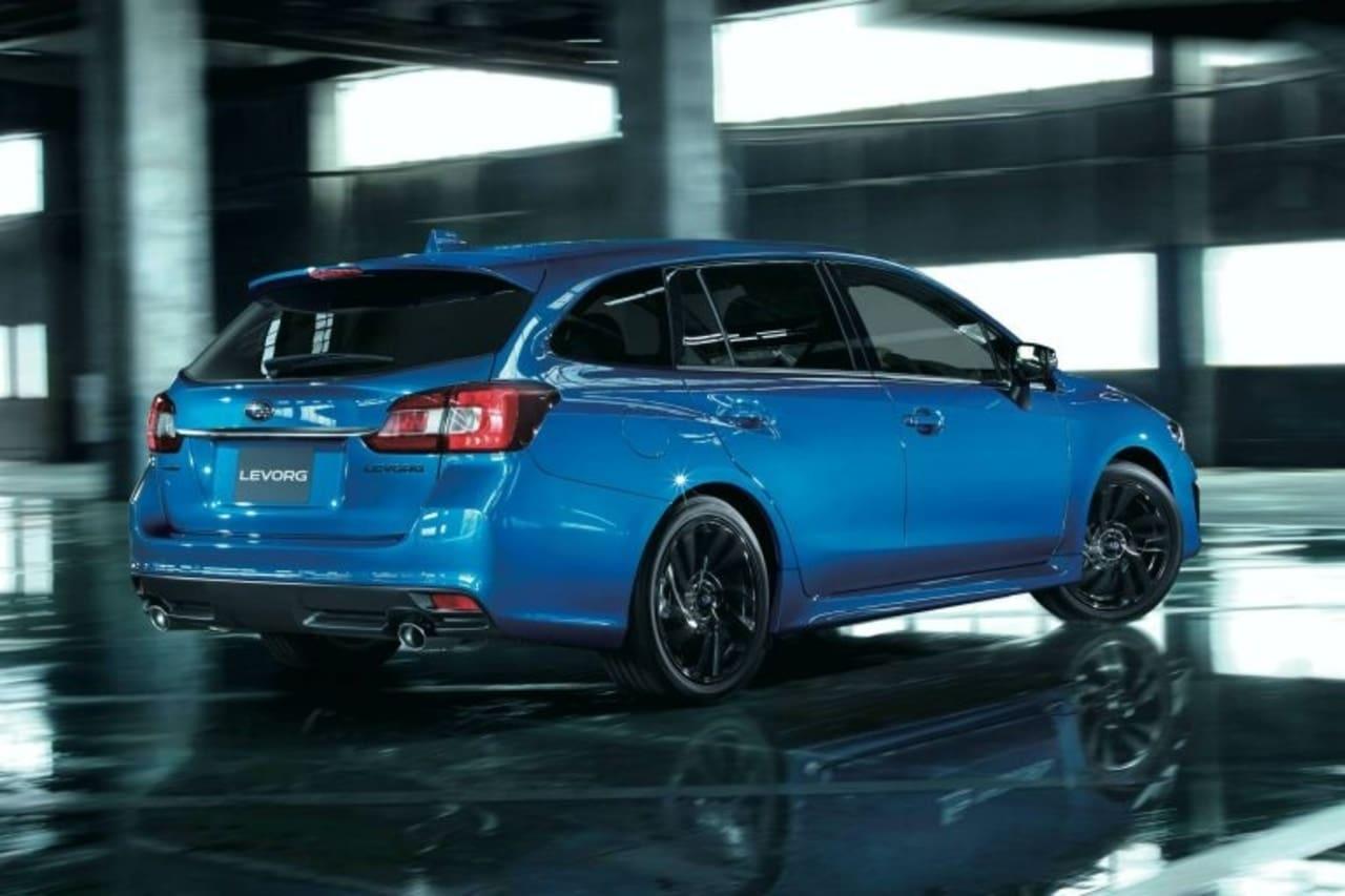 Subaru Releases Special Edition Levorg  Eyesight V-Sport