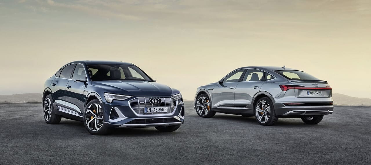 2020 Audi e-tron Sportback Is Sleek, Fast, and All-Electric