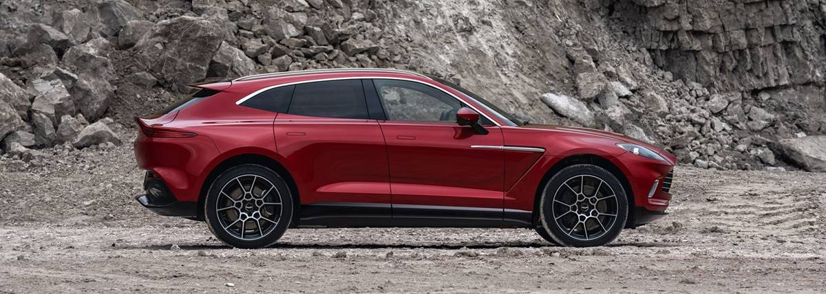 Aston Martin Enters the SUV Market with All New DBX
