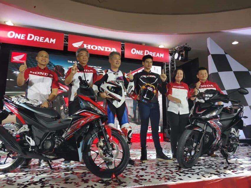 Honda unveils new offer: Supra GTR 150