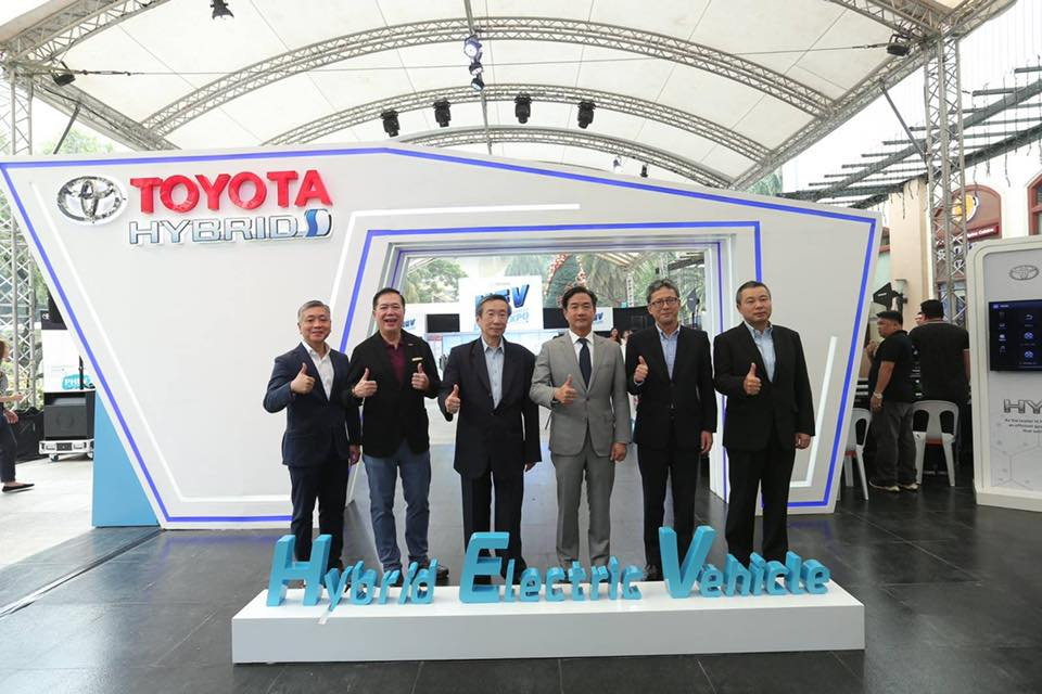 Toyota Mirai graces Hybrid Electric Vehicle (HEV) Drive Expo in PH