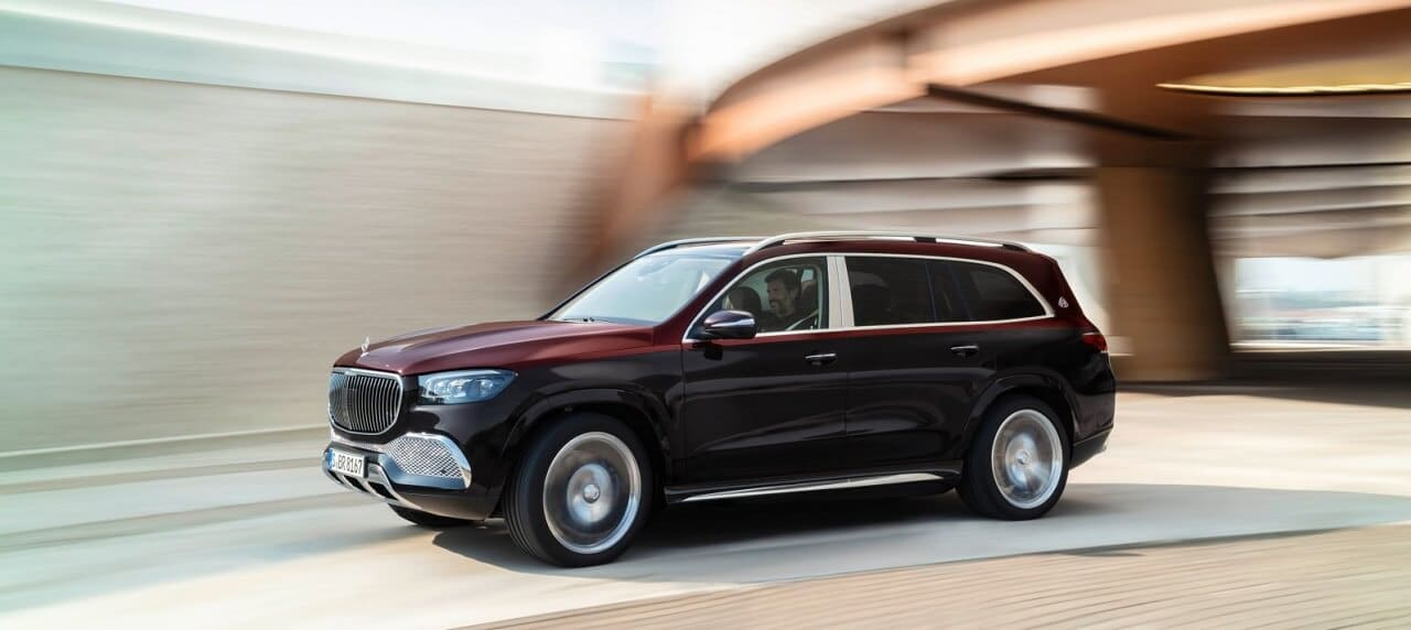 The New Mercedes Maybach GLS—When Run-of-the-Mill Luxury Won't Suffice