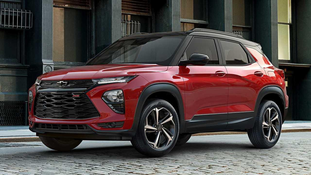 Meet the 2021 Chevrolet Trailblazer Crossover