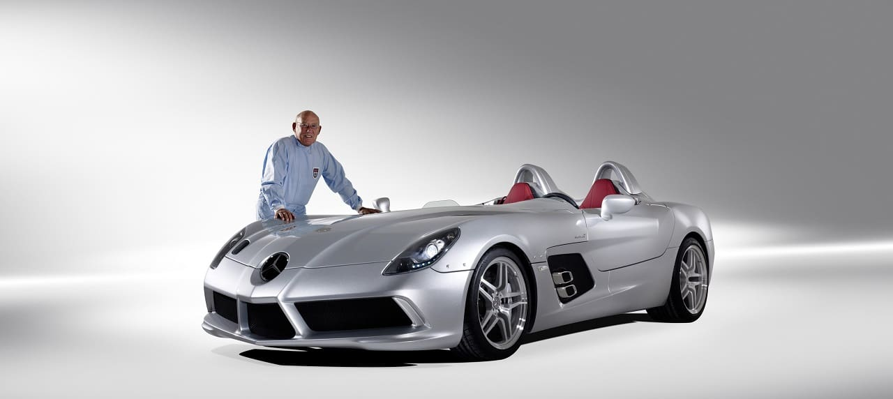 You Can Buy a Mercedes-Benz SLR McLaren Stirling Moss... For Php 145.7 Million