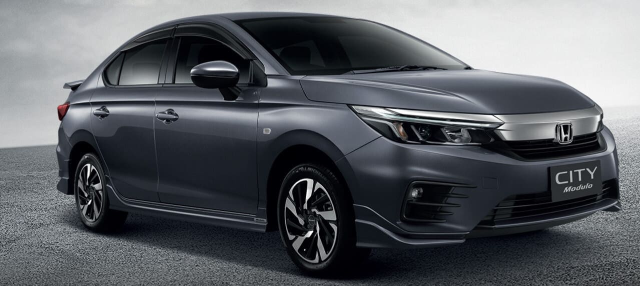 Honda Releases Range of Modulo Accessories for 2020 Honda City
