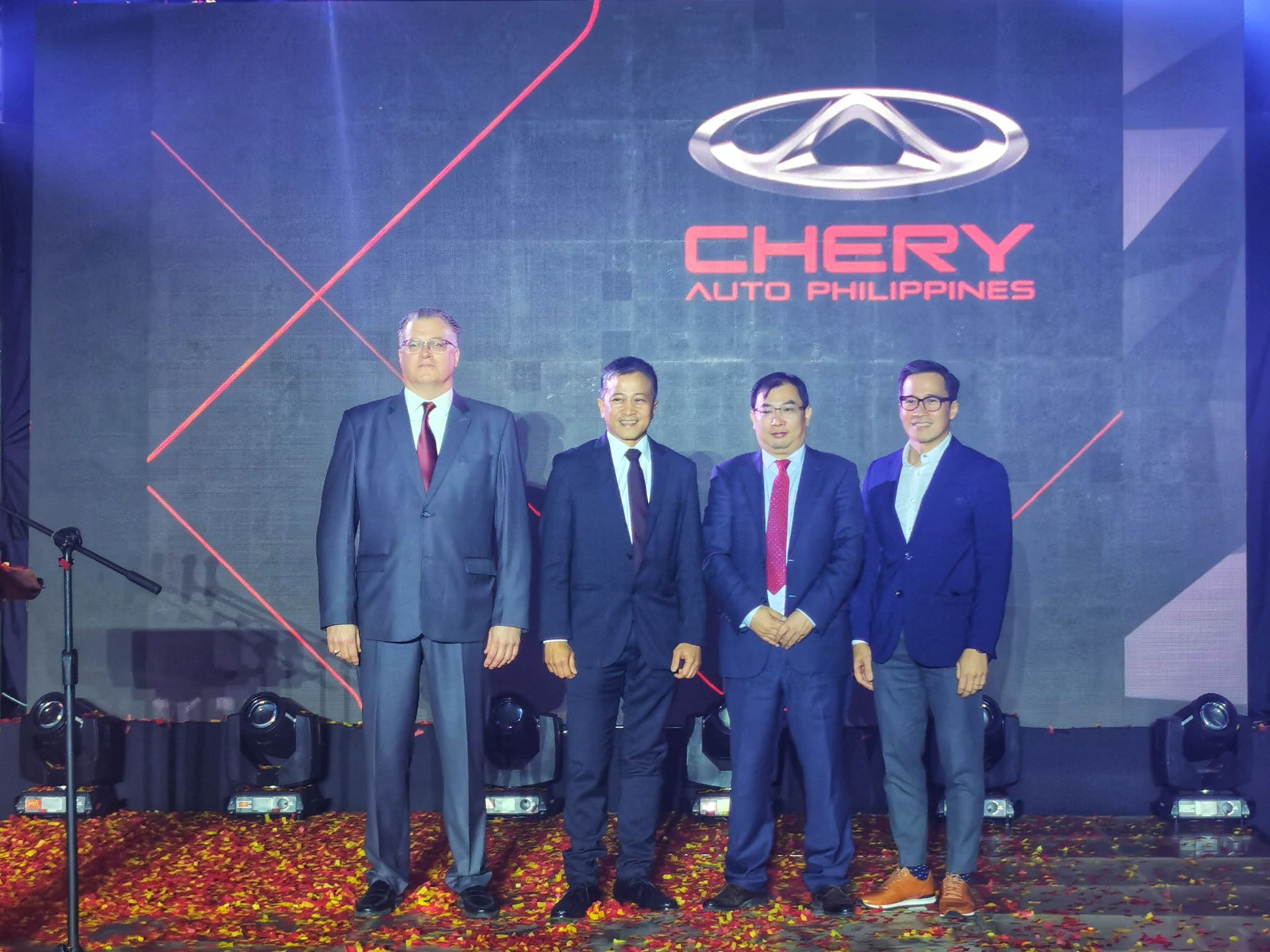 Fourth time\'s a charm: Chery makes a comeback anew
