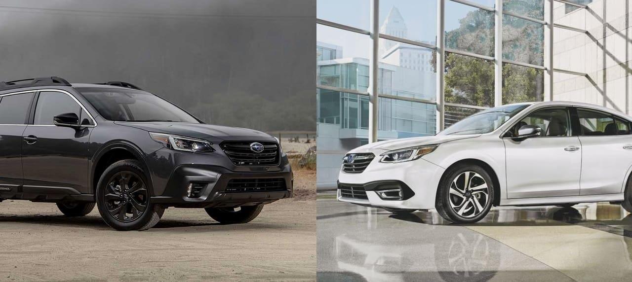 2020 Subaru Legacy, Outback Earn IIHS Top Safety Picks