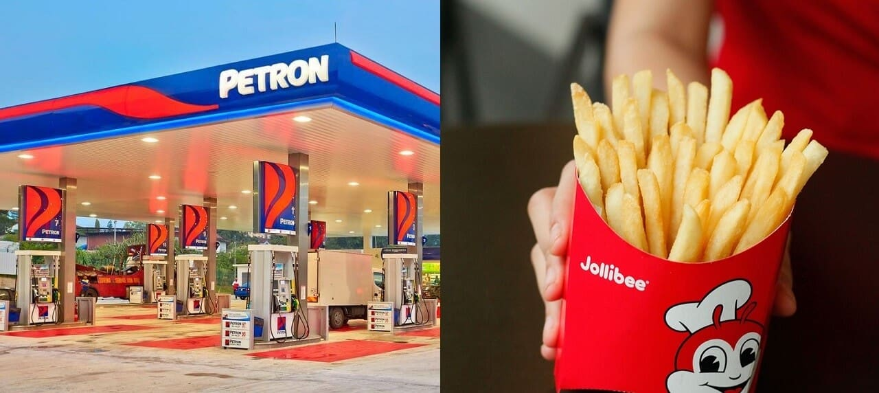 Petron, Jollibee Bring Some Christmas Cheer with 'Drive for Joy' Promo