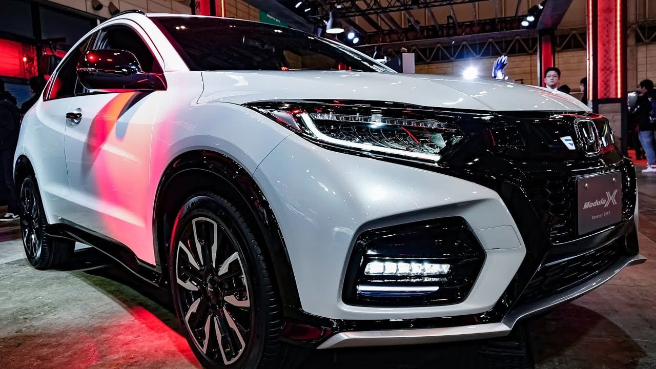 """The Honda HR-V Modulo X Adds """"Swag"""" to Subcompact Crossovers"""